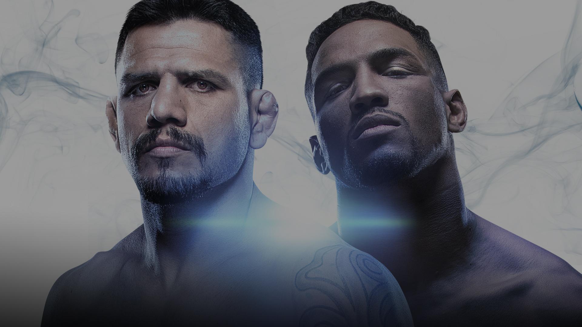UFCファイトナイト・ロチェスター:ドス・アンジョス vs. リー