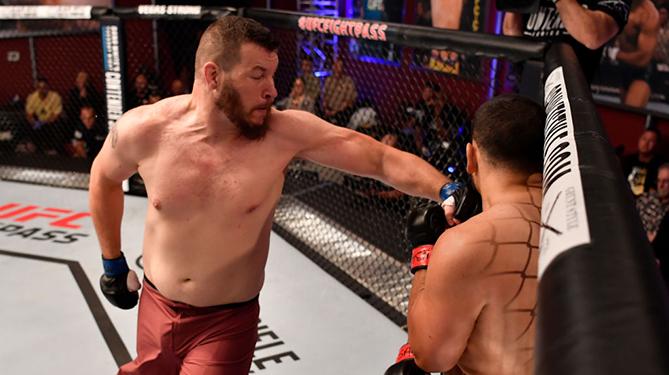 TUF Heavy Hitters Blog: Josh Parisian Introduction | UFC