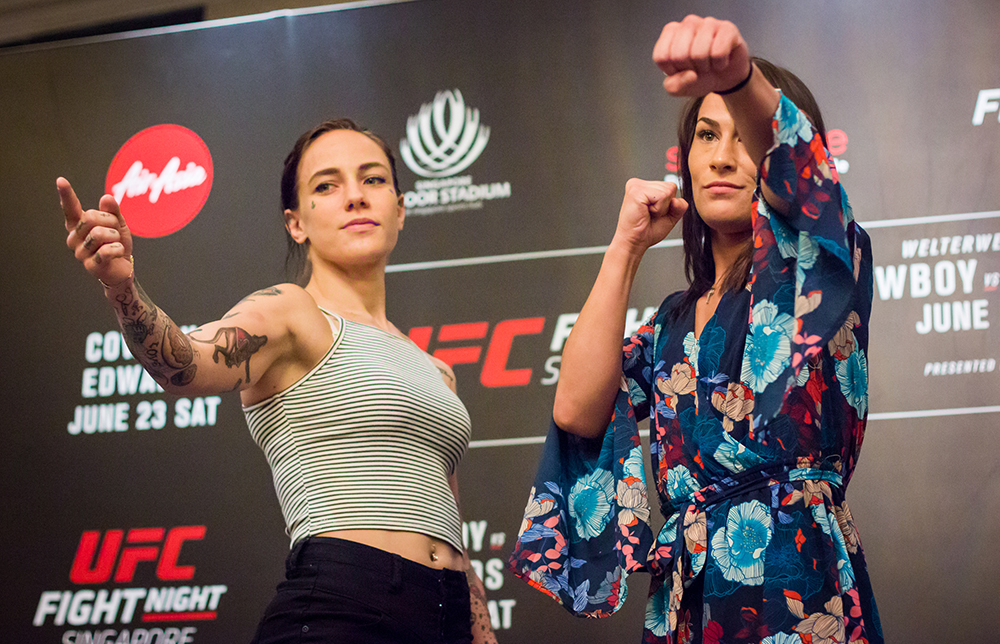 Ufc Singapore  Fight By Fight Preview