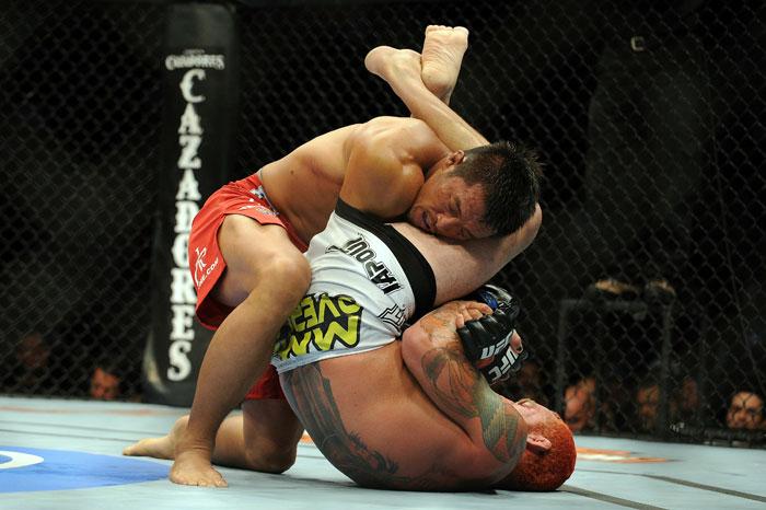 UFC 116