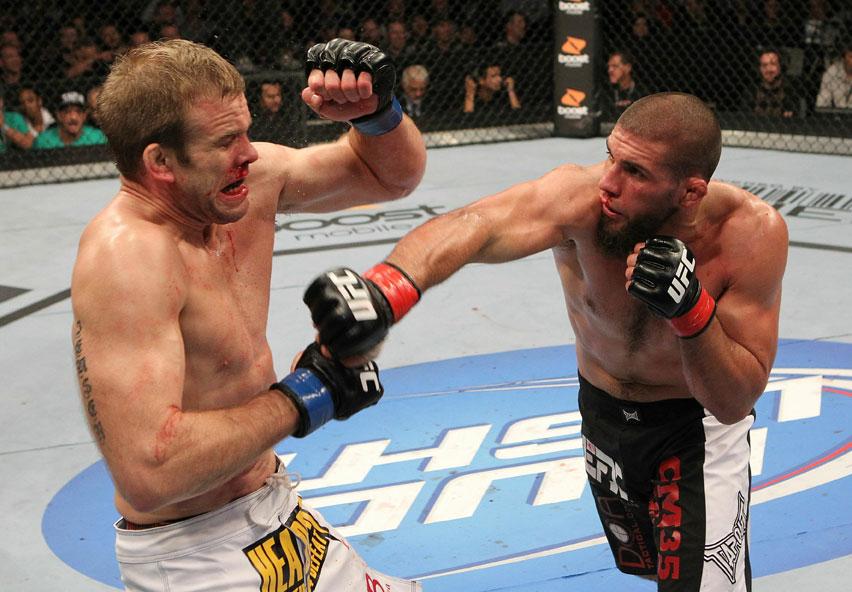 UFC middleweight Court McGee