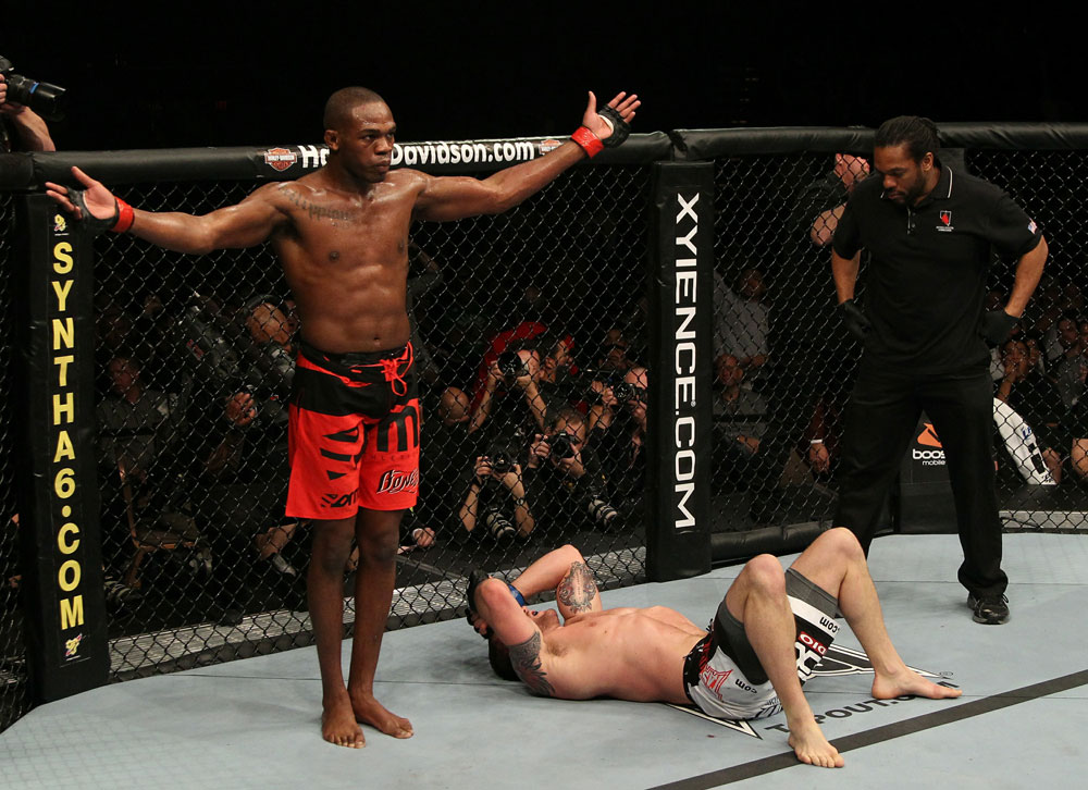 The Unofficial 2011 UFC Fighter of the Year - Jon Jones