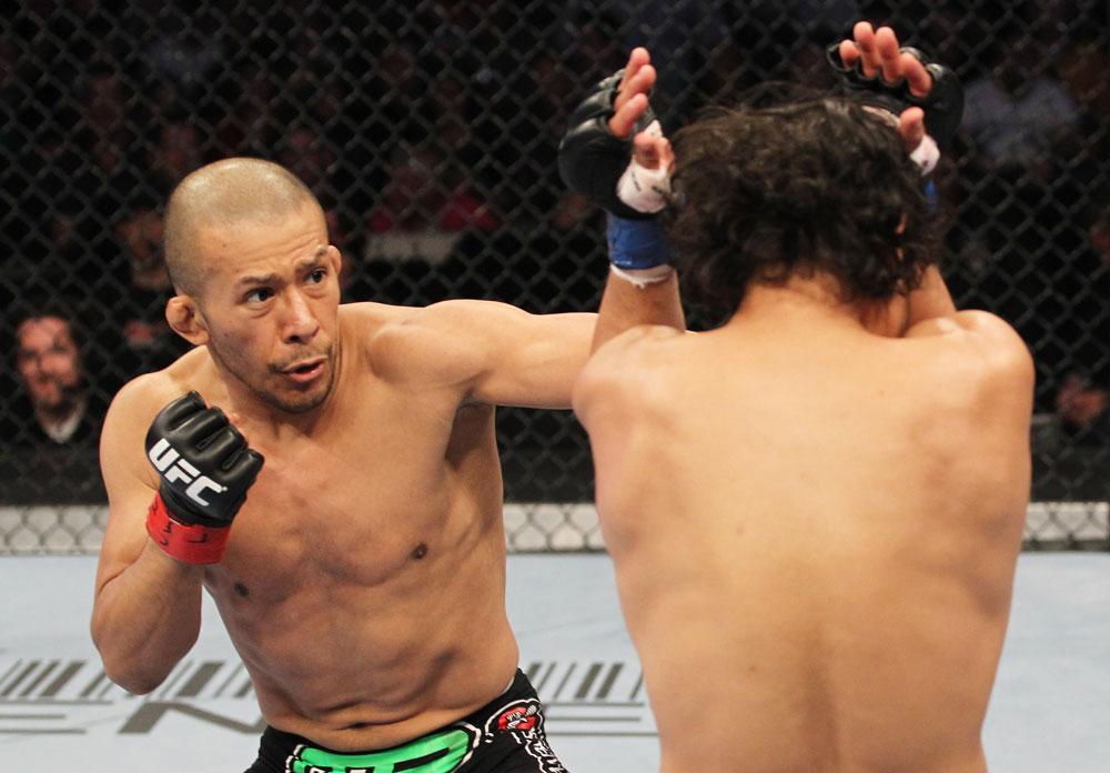 En UFC 132