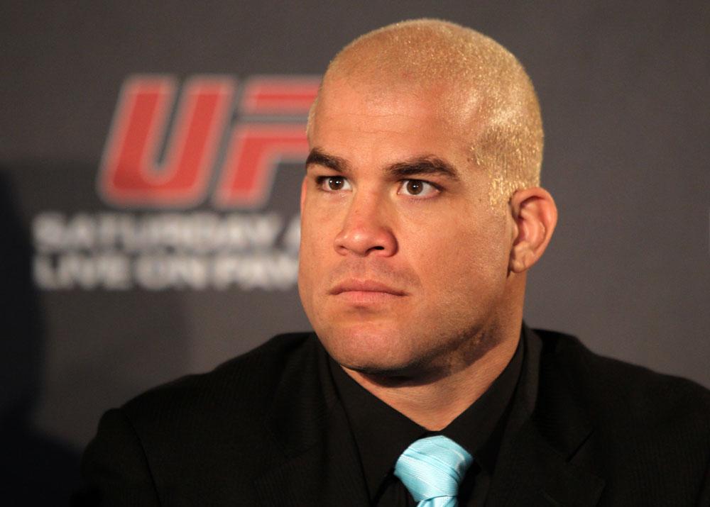 UFC light heavyweight Tito Ortiz