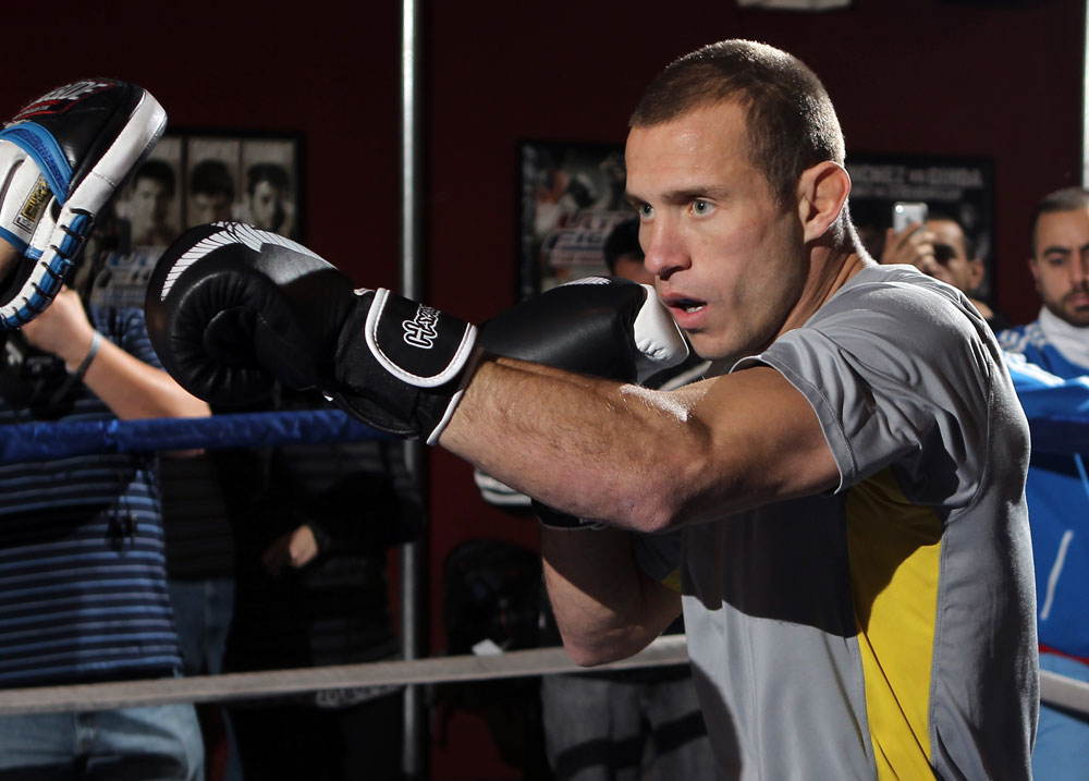 UFC lightweight contender Donald Cerrone