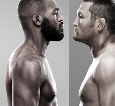 Jones vs Henderson UFC 151