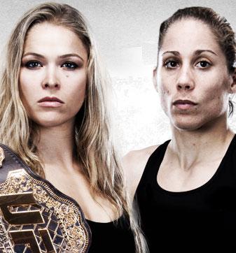 UFC 157 - Rousey vs. Carmouche