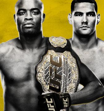 UFC 162: Silva vs. Weidman