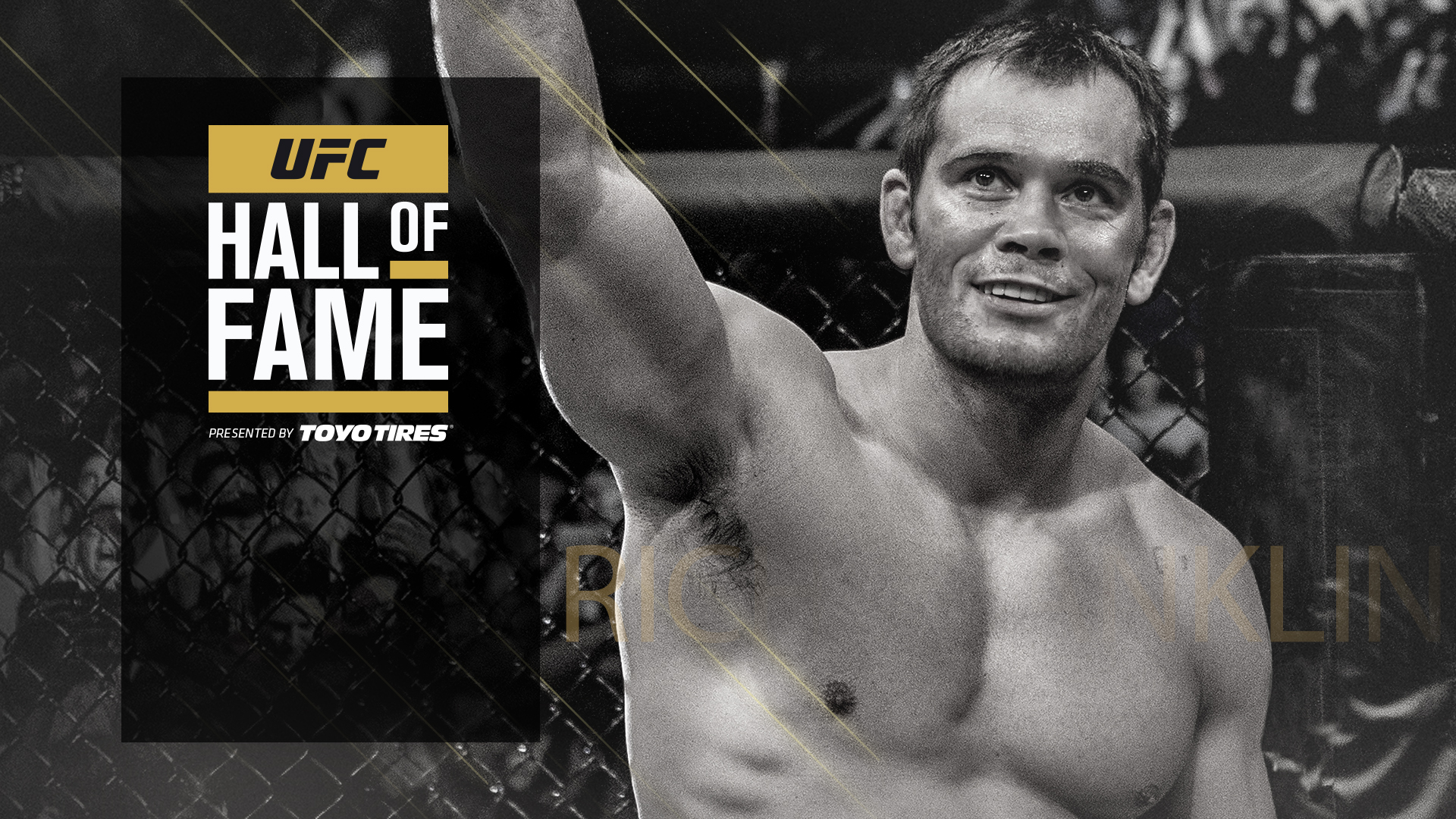 Rich Franklin hall of fame HERO 1