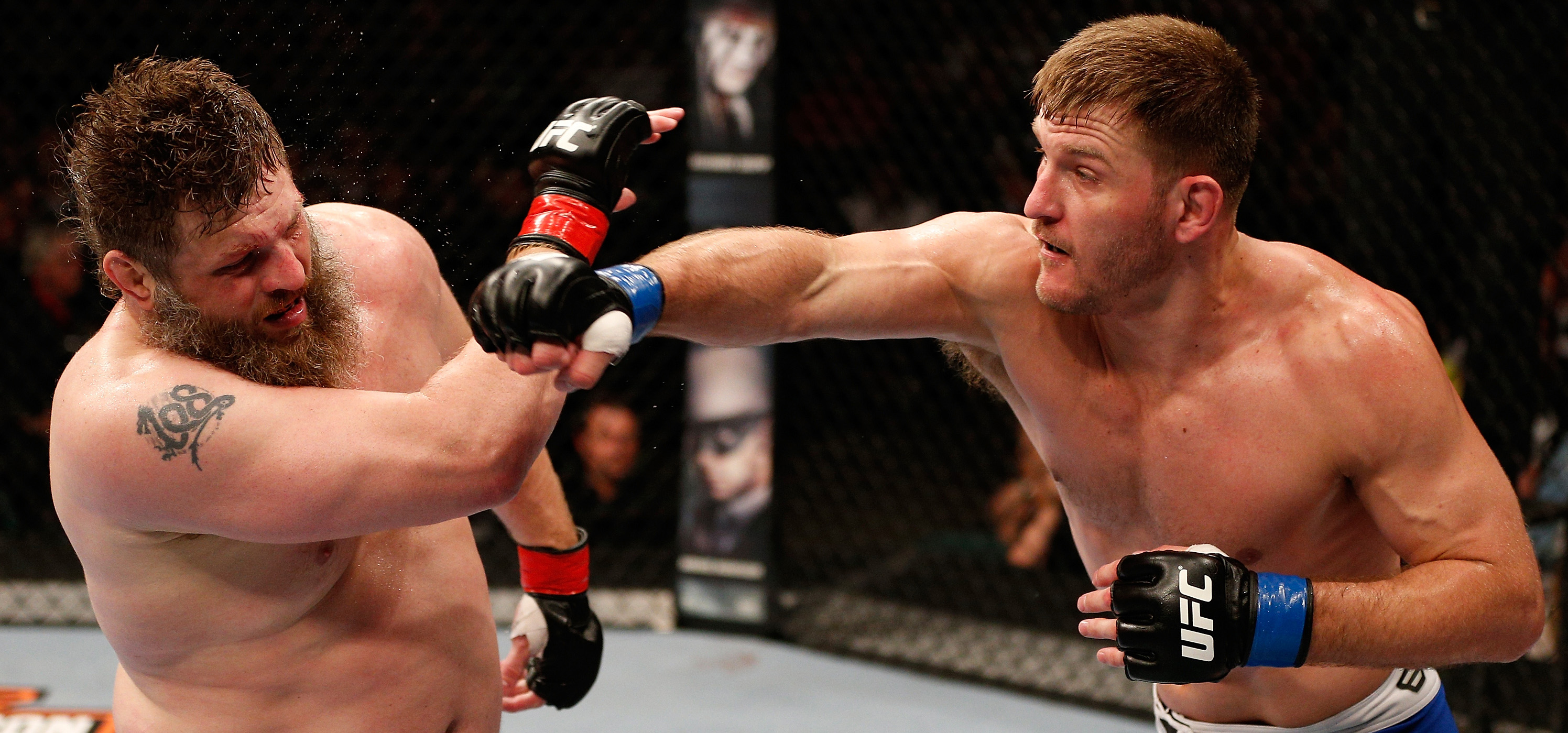 UFC heavyweight Stipe Miocic