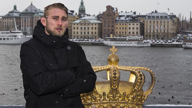 Gustafsson in Sweden