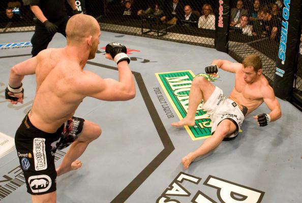 Maynard attacks a downed Veres