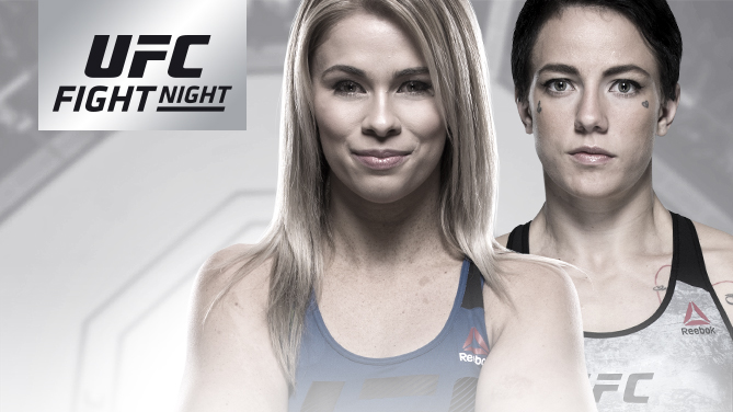 Paige Vanzant and Jessica-Rose Clark meet on the main card of Fight Night St. Louis on FS1 Sunday