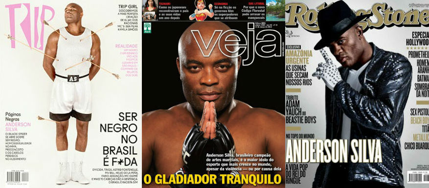 The Spider has become a frequent cover star in Brazil
