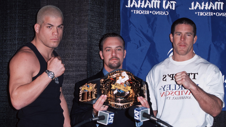 UFC 35 Jens Pulver vs BJ Penn