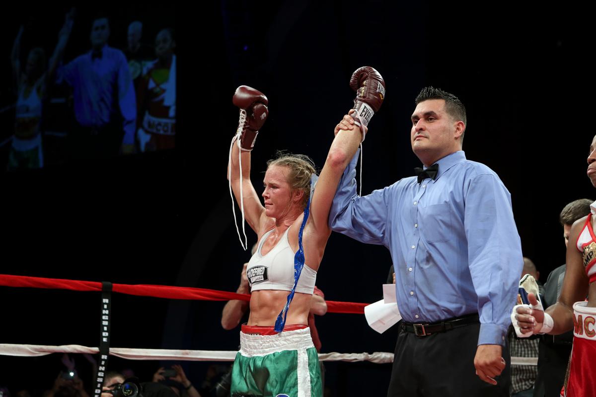 UFC bantamweight Holly Holm