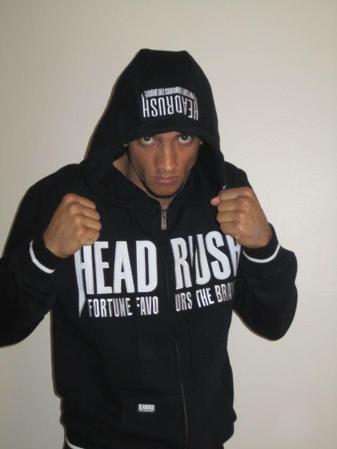UFC lightweight Yoislandy Izquierdo