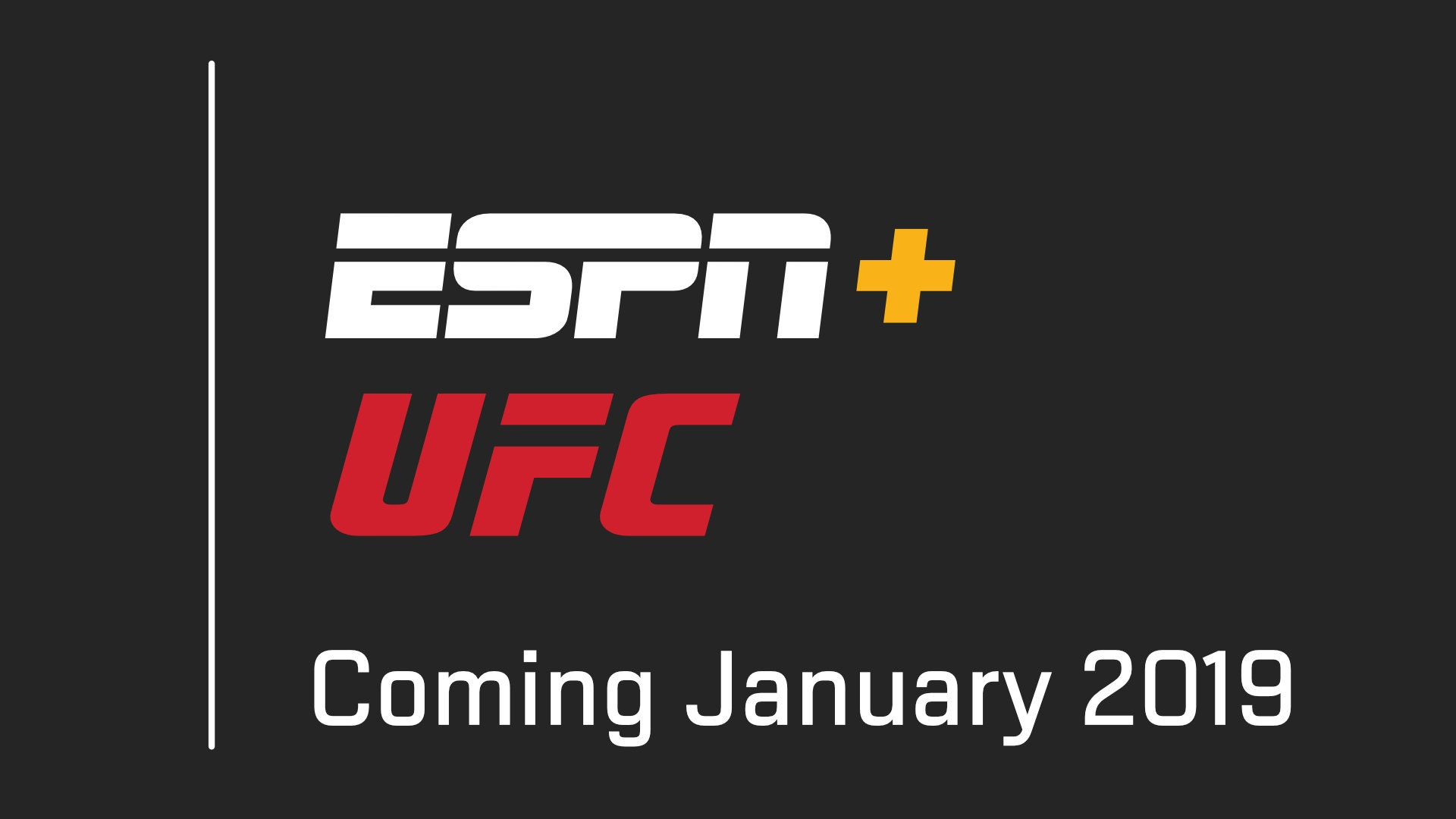UFC reaches groundbreaking deal with Walt Disney Company and