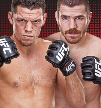 Diaz vs. Miller - UFC on FOX 3 - May 5, 2012