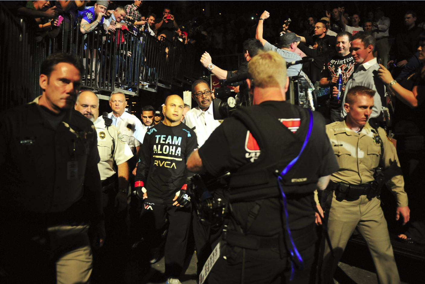 ... and at UFC 137 in 2011