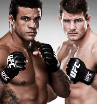 Belfort vs. Bisping - UFC on FX - January 19