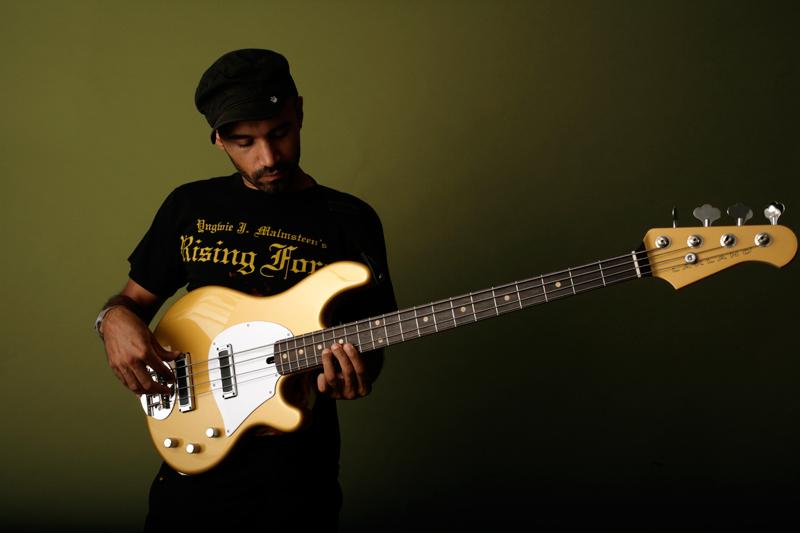 Bassist Ben Kenney