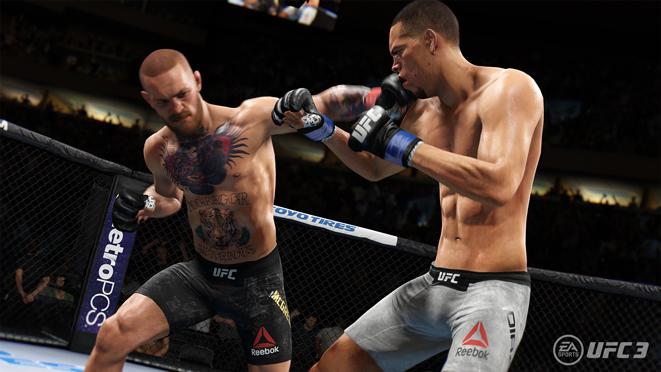 EA Sports UFC 3 Review | UFC
