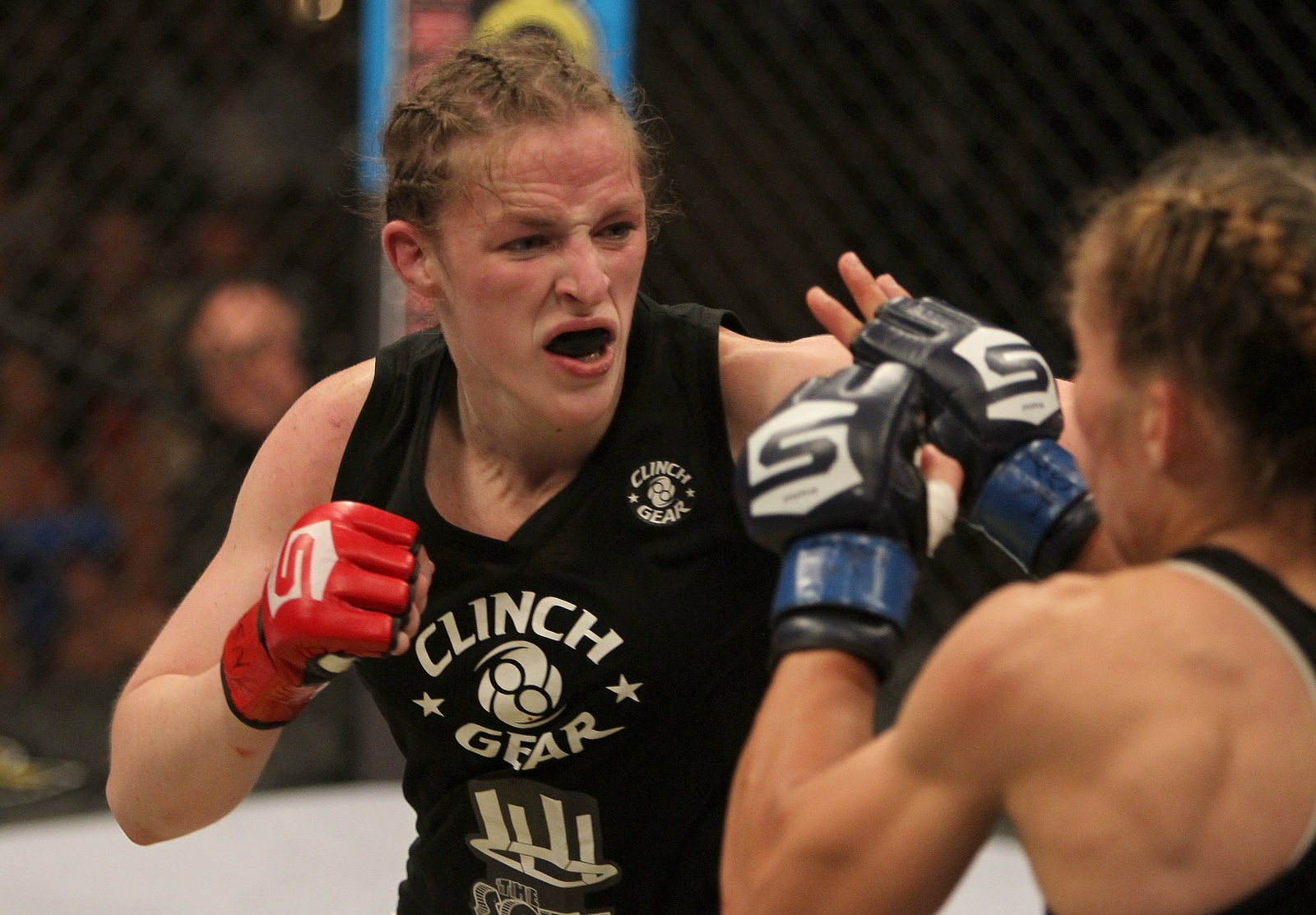 Strikeforce bantamweight Sarah Kaufman
