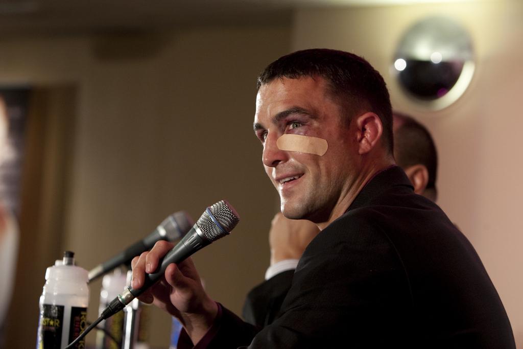 Strikeforce middleweight Scott Smith