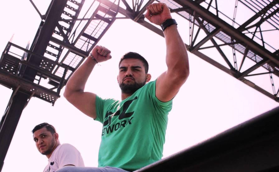 The Ultimate Fighter: Latin America 2, Kelvin Gastelum