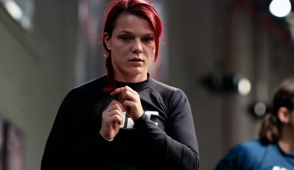 Gillian Robertson, TUF 26, The Ultimate Fighter