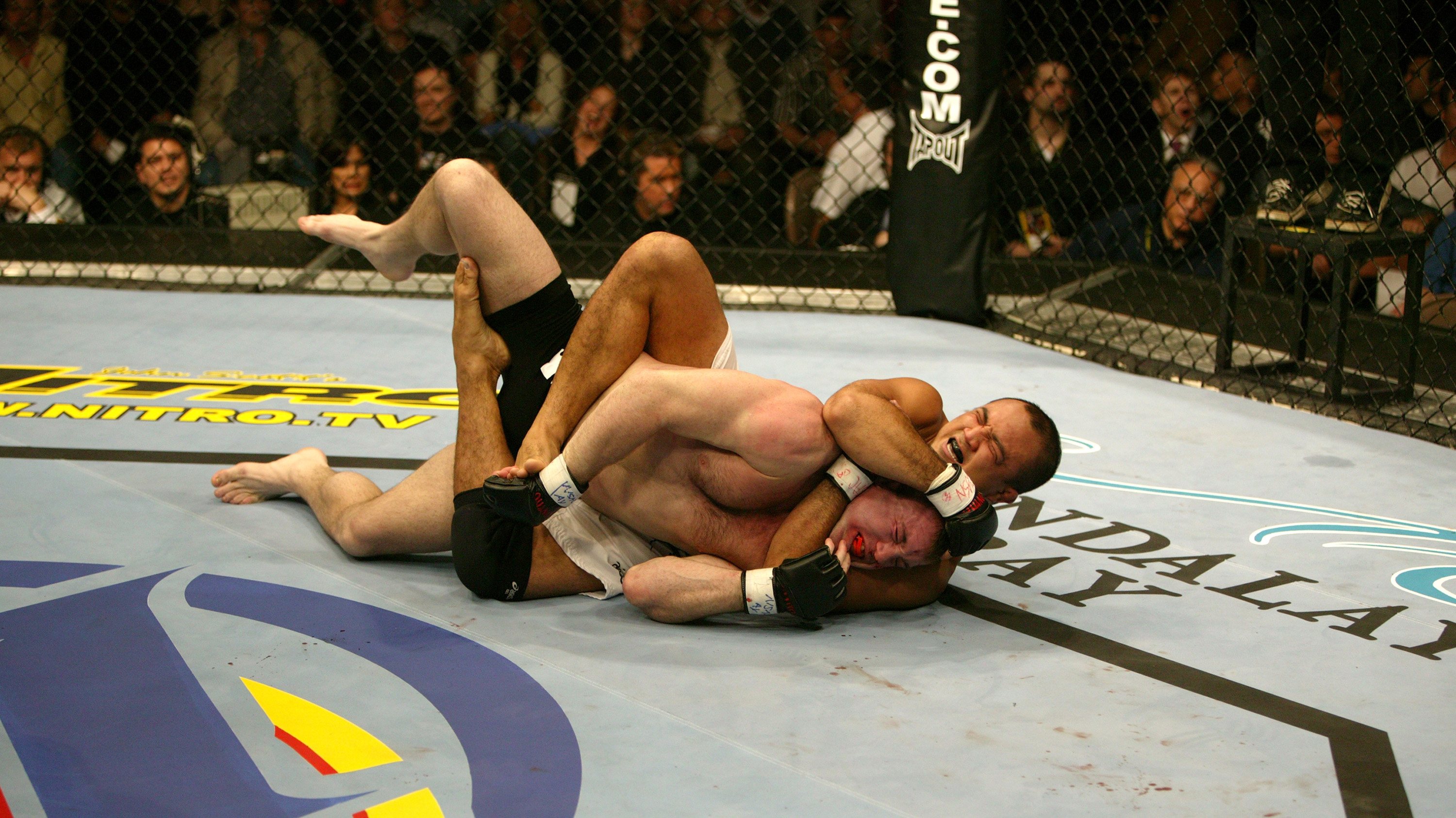 'The Prodigy' became a champion and a great at UFC 46 (Photo by Josh Hedges/Zuffa LLC/Zuffa LLC via Getty Images)