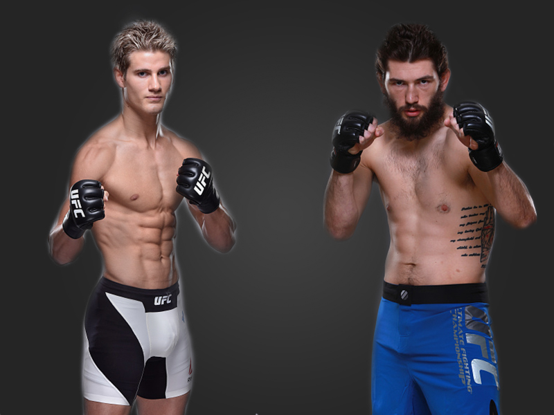 Sage Northcutt vs. Bryan Barberena, live and for free this Saturday on FOX (8 pm ET)