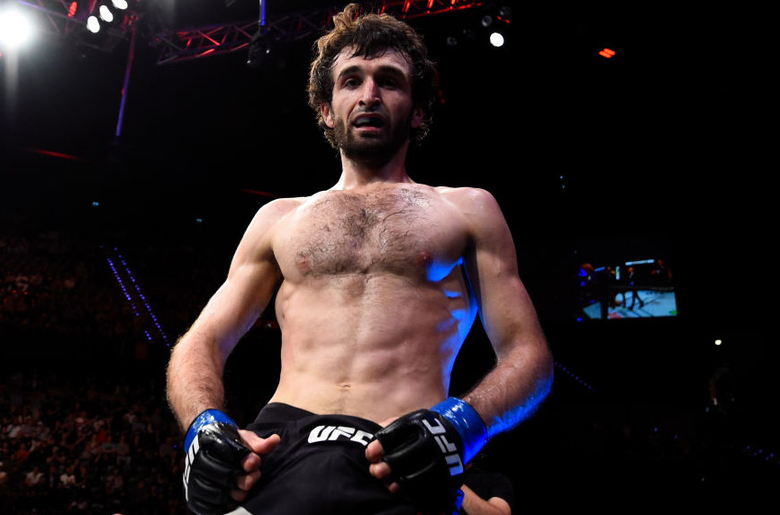 Zabit Magomedsharipov (Photo by Josh Hedges/Zuffa LLC)