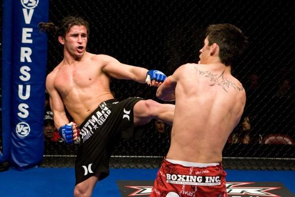 UFC flyweight Ian McCall