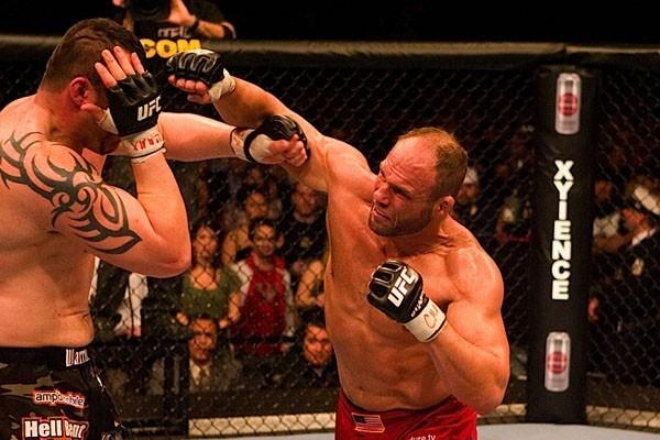 UFC 68 The Uprising Tim Sylvia Vs Randy Couture