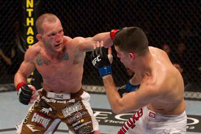 UFC lightweight Gray Maynard