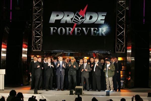 Pride Announcement
