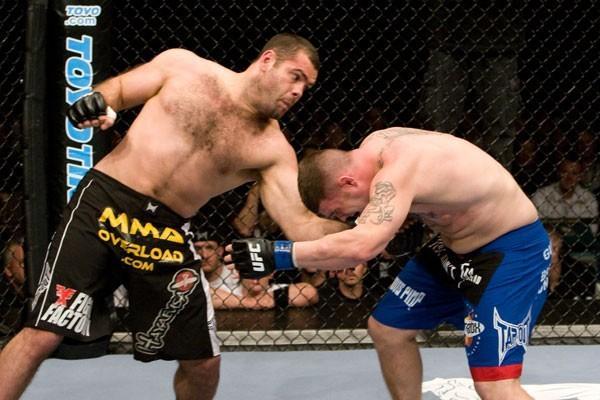 Gonzaga en UFC 91