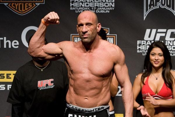 UFC Hall of Famer Mark Coleman