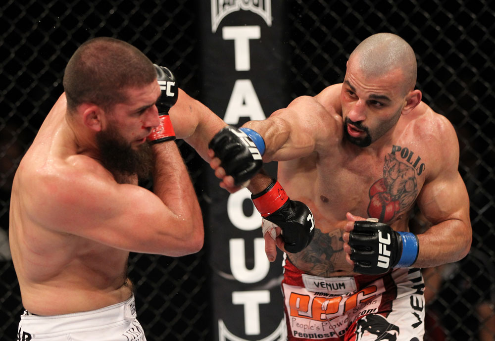 UFC middleweight Costa Philippou