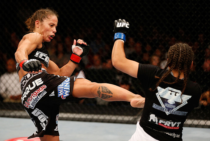liz carmouche ready for the next challenge ufc
