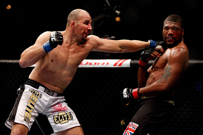 Teixeira shows his power against Rampage Jackson