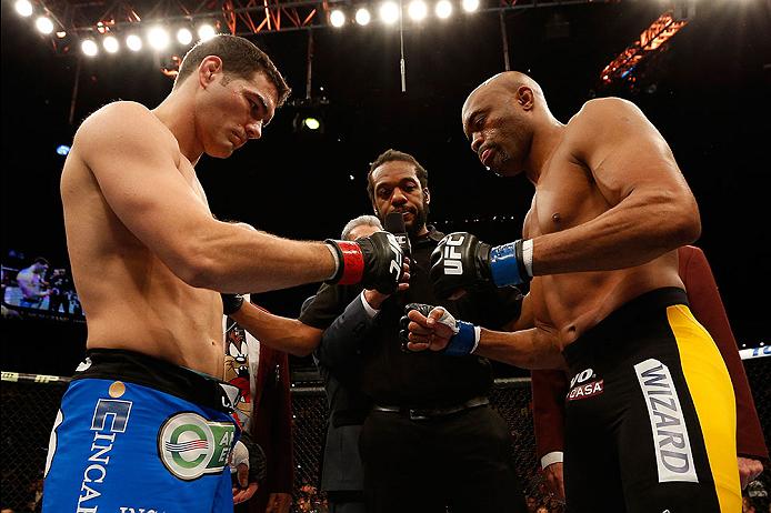UFC 168 - Weidman vs. Silva 2
