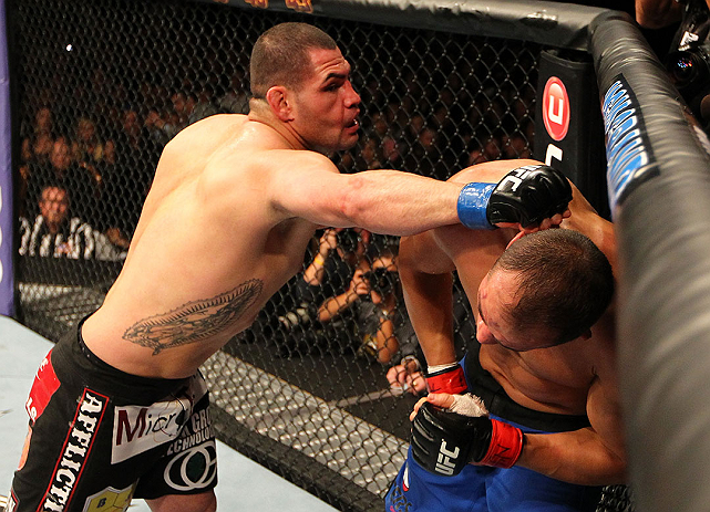 UFC 155 - Velasquez vs. Dos Santos II