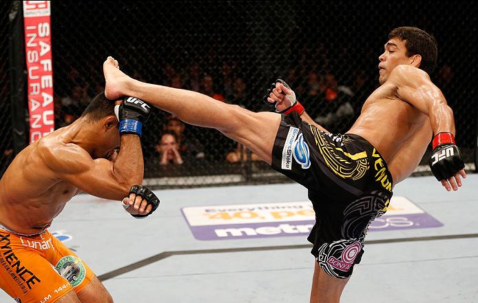 UFC middleweight Lyoto Machida