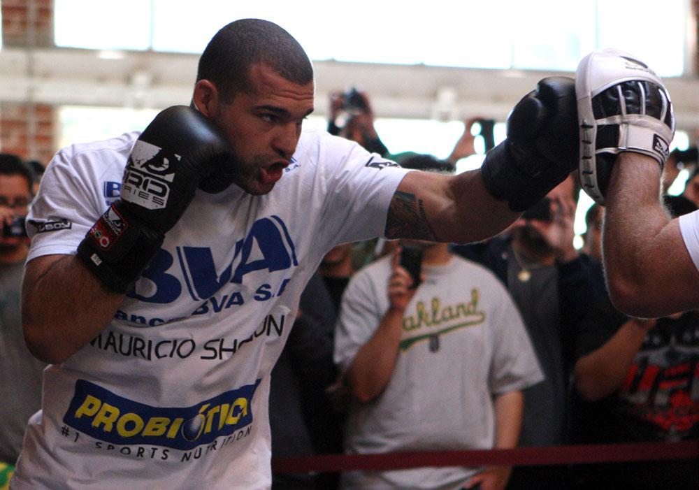 """Former UFC light heavyweight champion """"Shogun"""" Rua"""