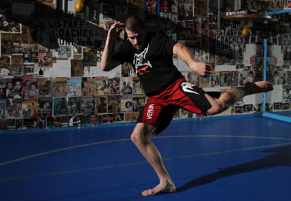 UFC lightweight Jim Miller