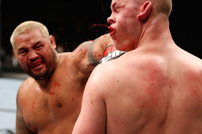 Hunt vs. Struve - UFC on FUEL TV 8