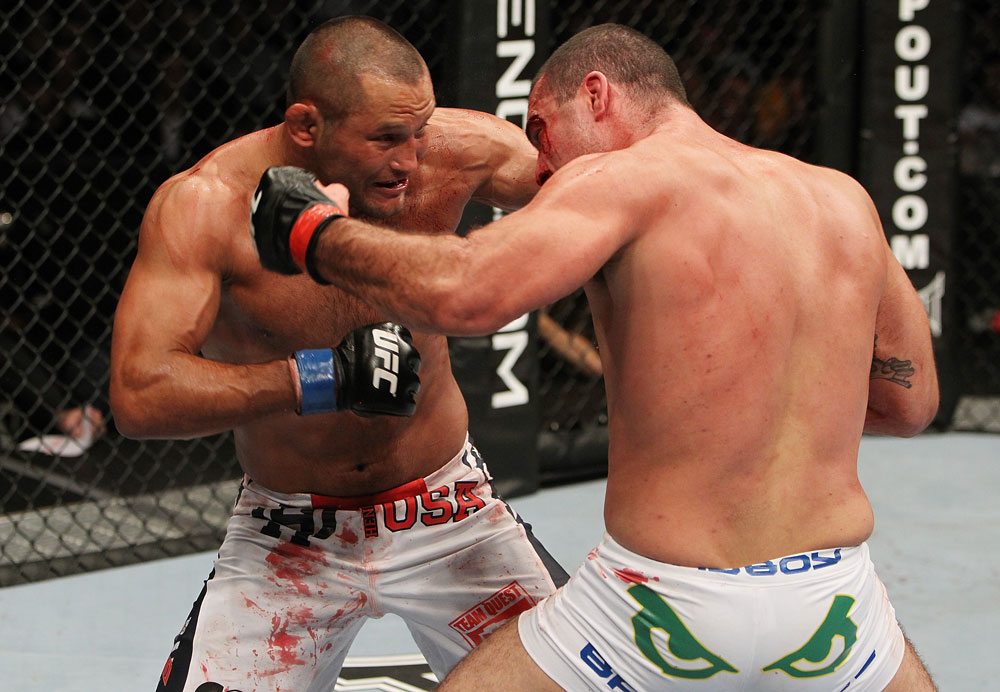 The Unofficial 2011 UFC Fight of the Year - Henderson vs. Rua